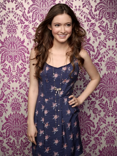Hayley McFarland FOX Photoshoot