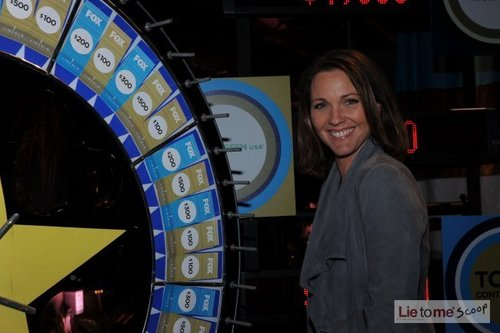 Kelli Williams 2010 狐, フォックス Fall Eco-Casino Party