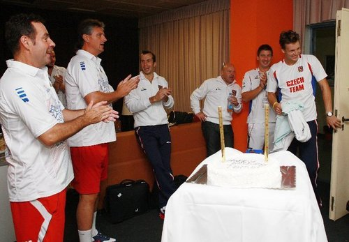 Tomas Berdych 25th birthday !!!