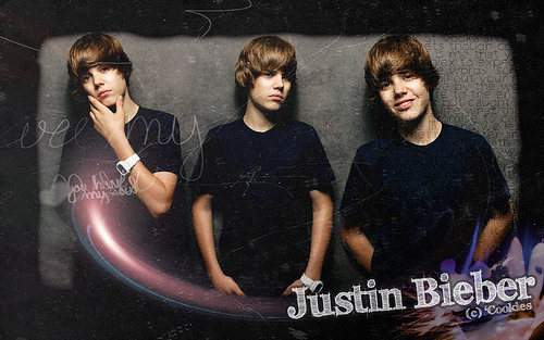 cute JB wallpaper