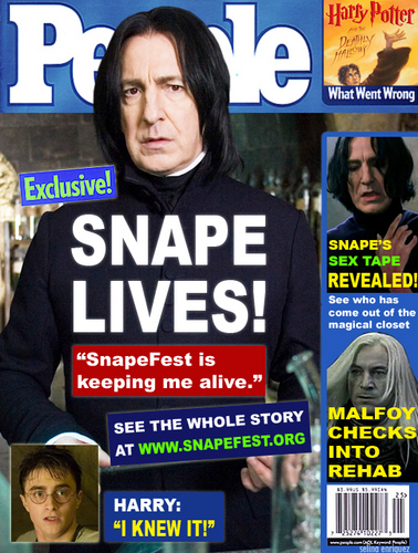 Funny Snape Pic, XD