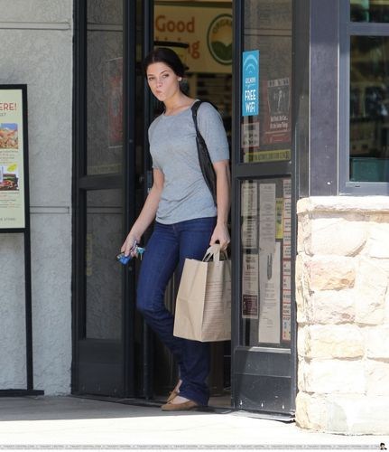 Grocery Shopping in LA (September 20)