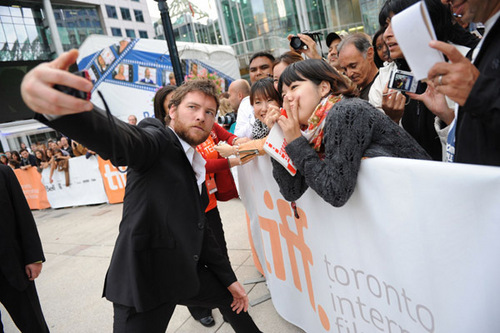"Sam at ""Last Night"" Premiere - 2010 Toronto International Film Festival (September 18, 2010)"