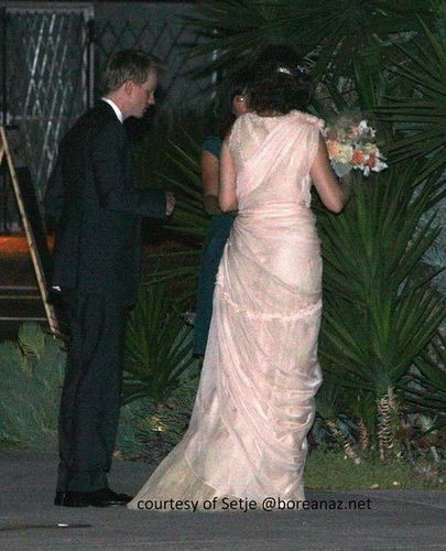Emily Deschanel's Wedding♥
