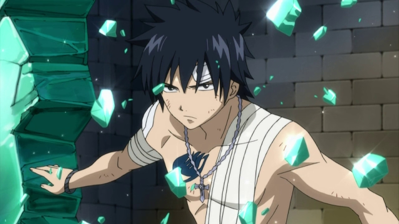 Gray Fullbuster From Fairy Tail Gray Fullbuster Image 15811926