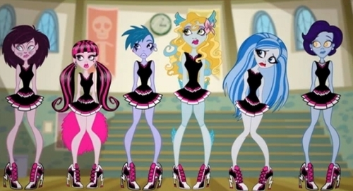 Monster High Fear Squad
