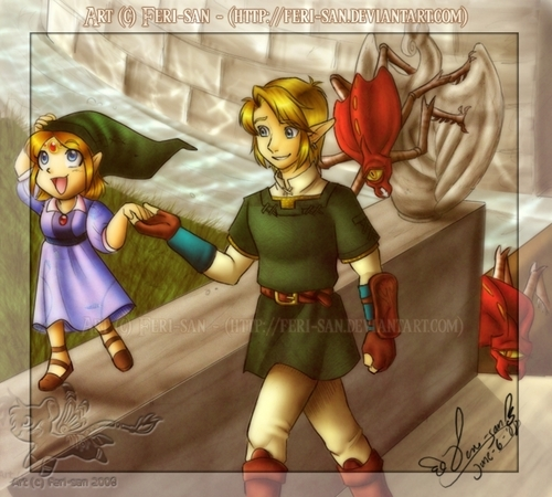 Zelda is awesome