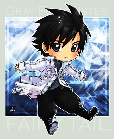 Chibi fairy tail 1