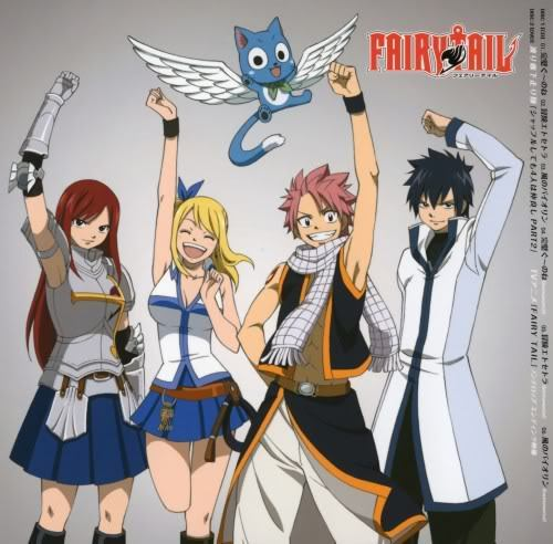 fairy tail's team