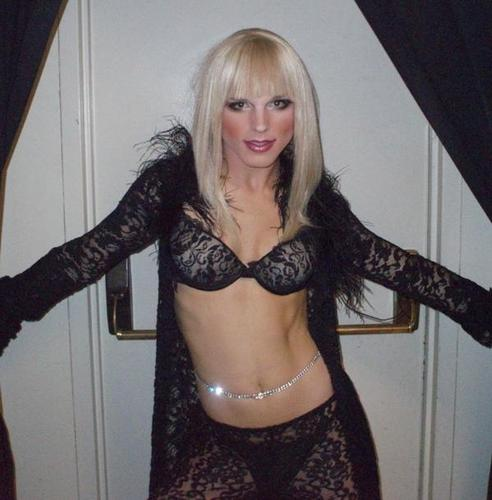 impersonator Britney Spears and Lady Gaga
