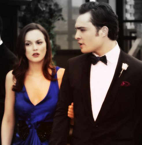 Blair and Chuck.