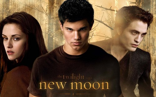 New Moon--Bella//Jacob//Edward