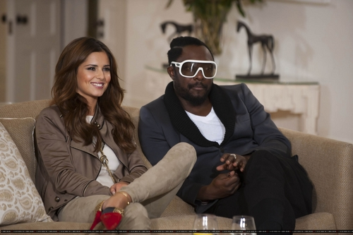 X Factor 2010: Judges Houses Stills