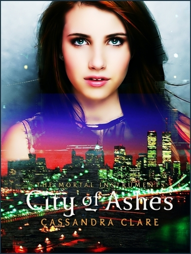 City of Ashes Movie Poaster : fan made