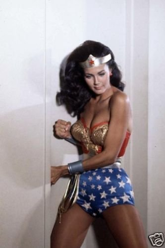 Lynda Carter as W.W.
