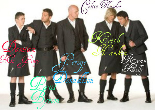 My Celtic Thunder নকশা pic