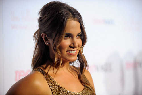Nikki Reed at 8th Annual Teen Vogue Young Hollywood Party