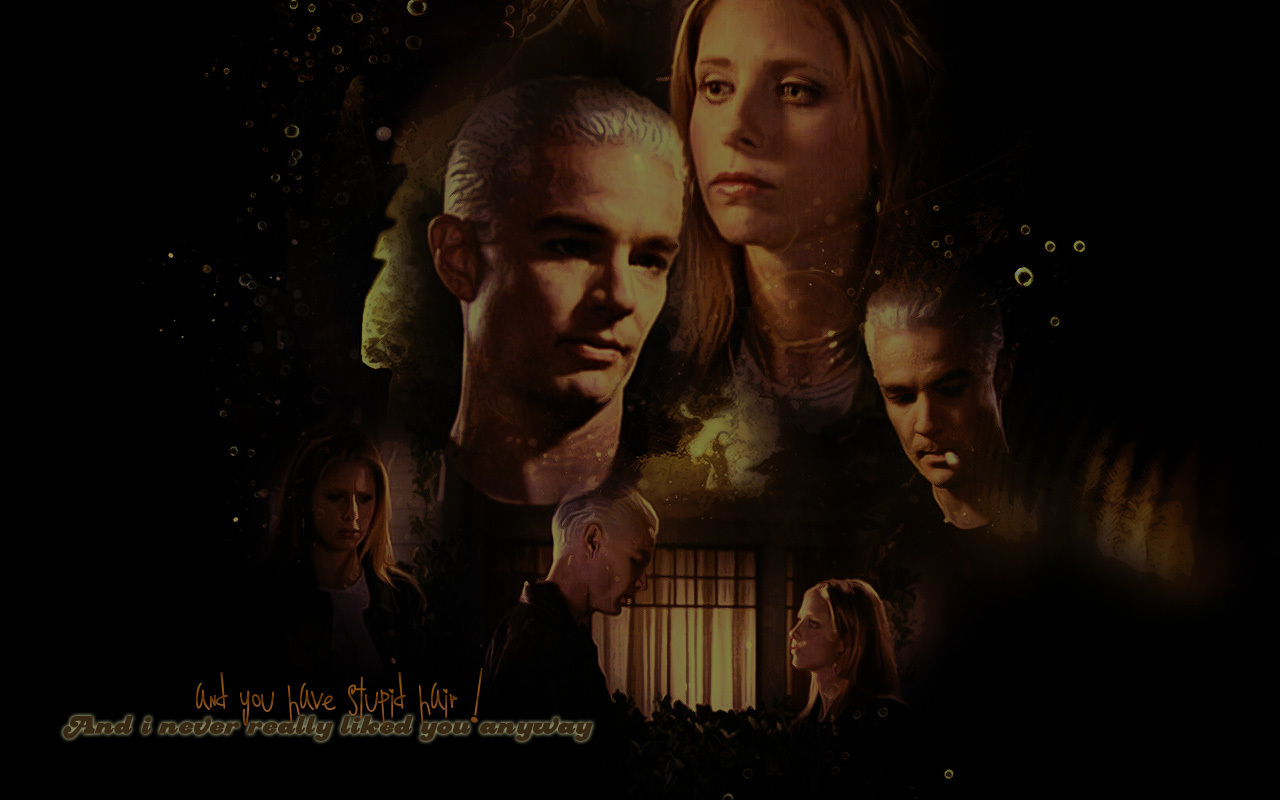 Spike Buffy Spuffy