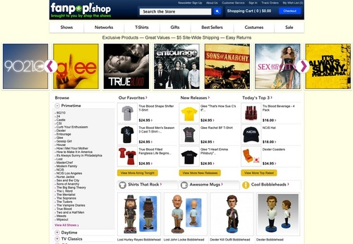 The Fanpop Shop