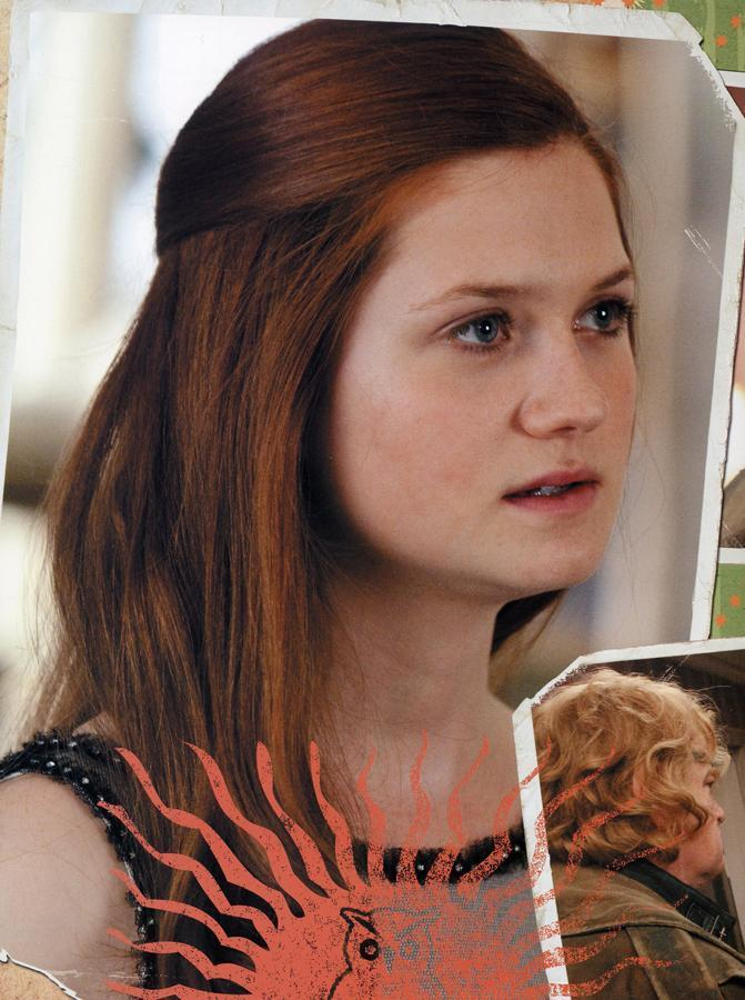 Classify Jamie Campbell Bower and Bonnie Wright