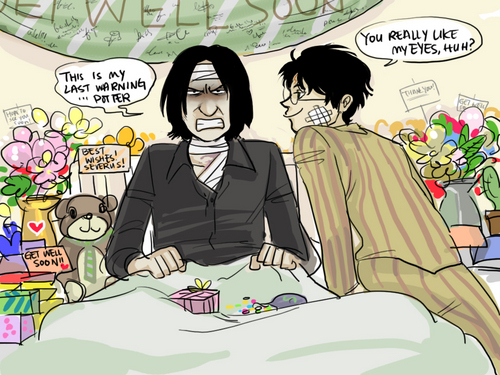 If Snape survived...