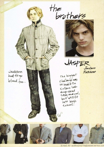 Twilight: Director's Notebook Scans (HQ)