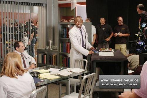 house md behind scenes