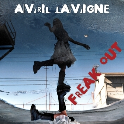 Avril Lavigne - Freak Out [My FanMade Single Cover]