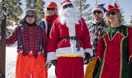 Jackass 3D: Santa & the Dudesons