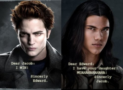 Team Jacob 4Ever