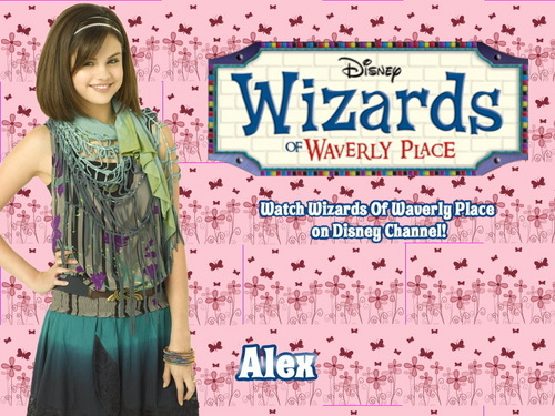 alex russo wallpaper