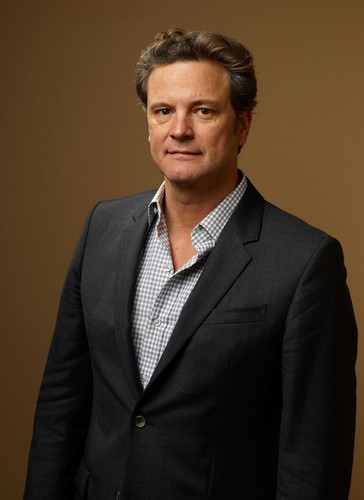 Colin Firth 'The King's Speech' Portrait at Toronto International Film Festival