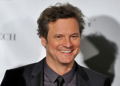Colin Firth at The King's Speech Party at Toronto International Film Festival