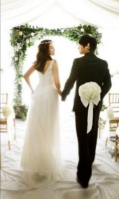 Hwanhee & Hwayobi wedding picture