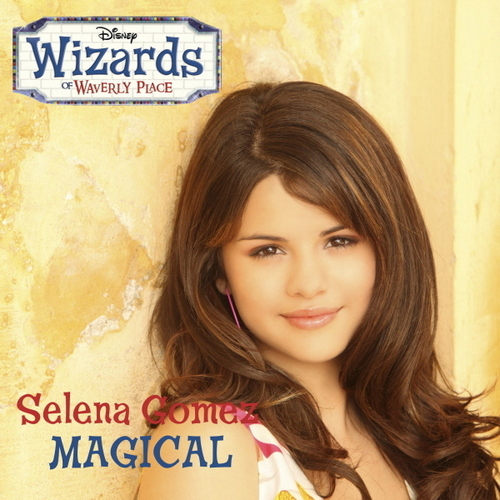 Selena Gomez - Magical [My FanMade Single Cover]