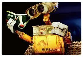 WALL.E at Twilight