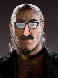Death Eater halloween Costumes No. 4: Fenrirs Disguise