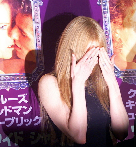 Nicole Kidman - Eyes Wide Shut Hapon Press Conference