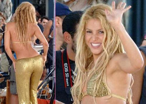 Shakira or cul, ass 2