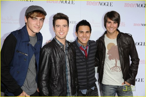 Big Time Rush - Party with Teen Vogue