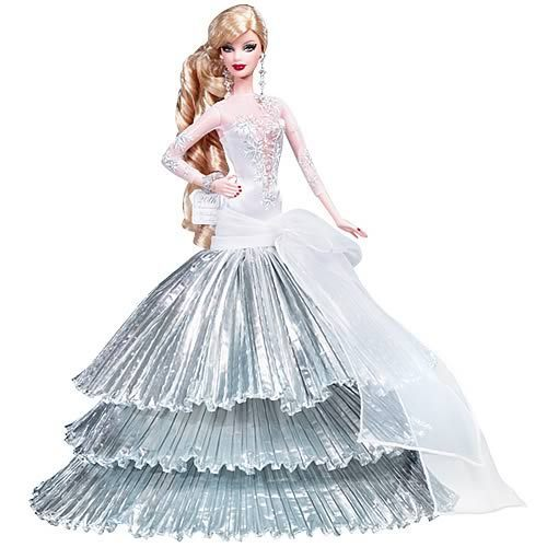 Holiday Barbie 2008