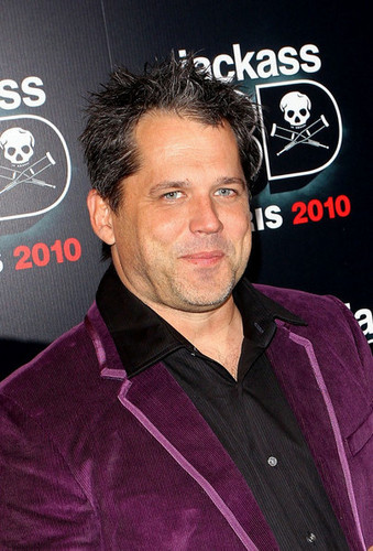Jeff Tremaine @ the Paris Premiere of 'Jackass 3D'