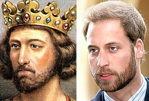King Edward I_Prince William