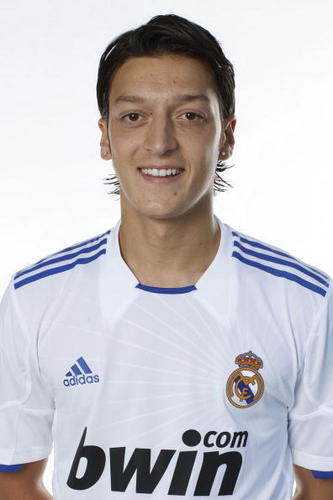 Mesut Özil Real Madrid