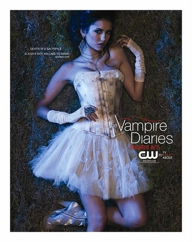 The Vampire Diaries - Season 2 - November Sweeps Poster 3