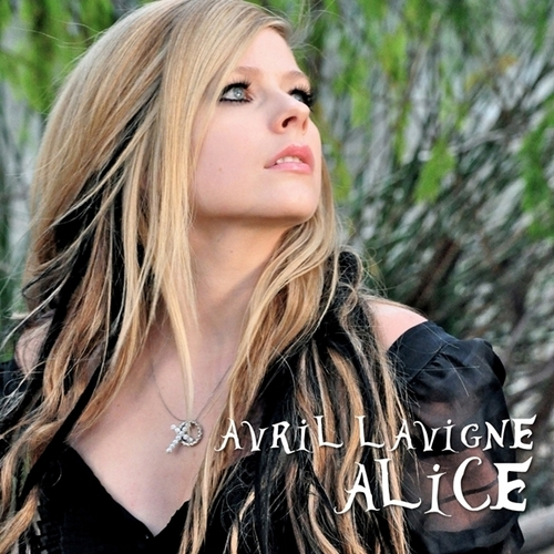 Avril Lavigne - Alice [My FanMade Single Cover]