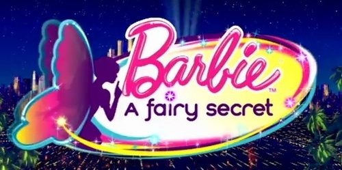 barbie A Fairy Secret LOGO 2