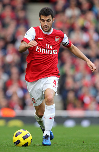 Cesc (Arsenal - West Ham)
