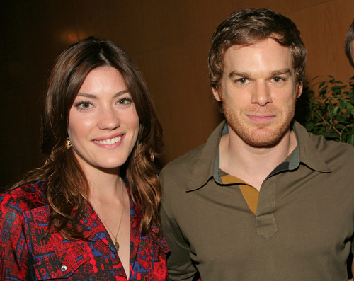 Jennifer Carpenter and Michael C. Hall 2