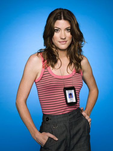 Jennifer Carpenter as Debra Morgan in Promo from Season 2